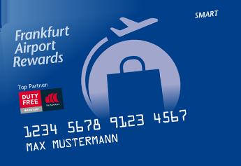 Frankfurt Airport Rewards
